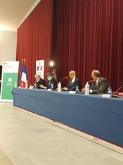 Inauguration du Point Justice à Sorgues - Photo 3