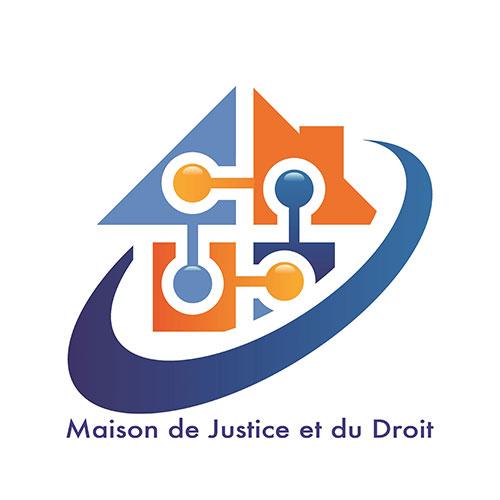 Logo maison de justice et du droit